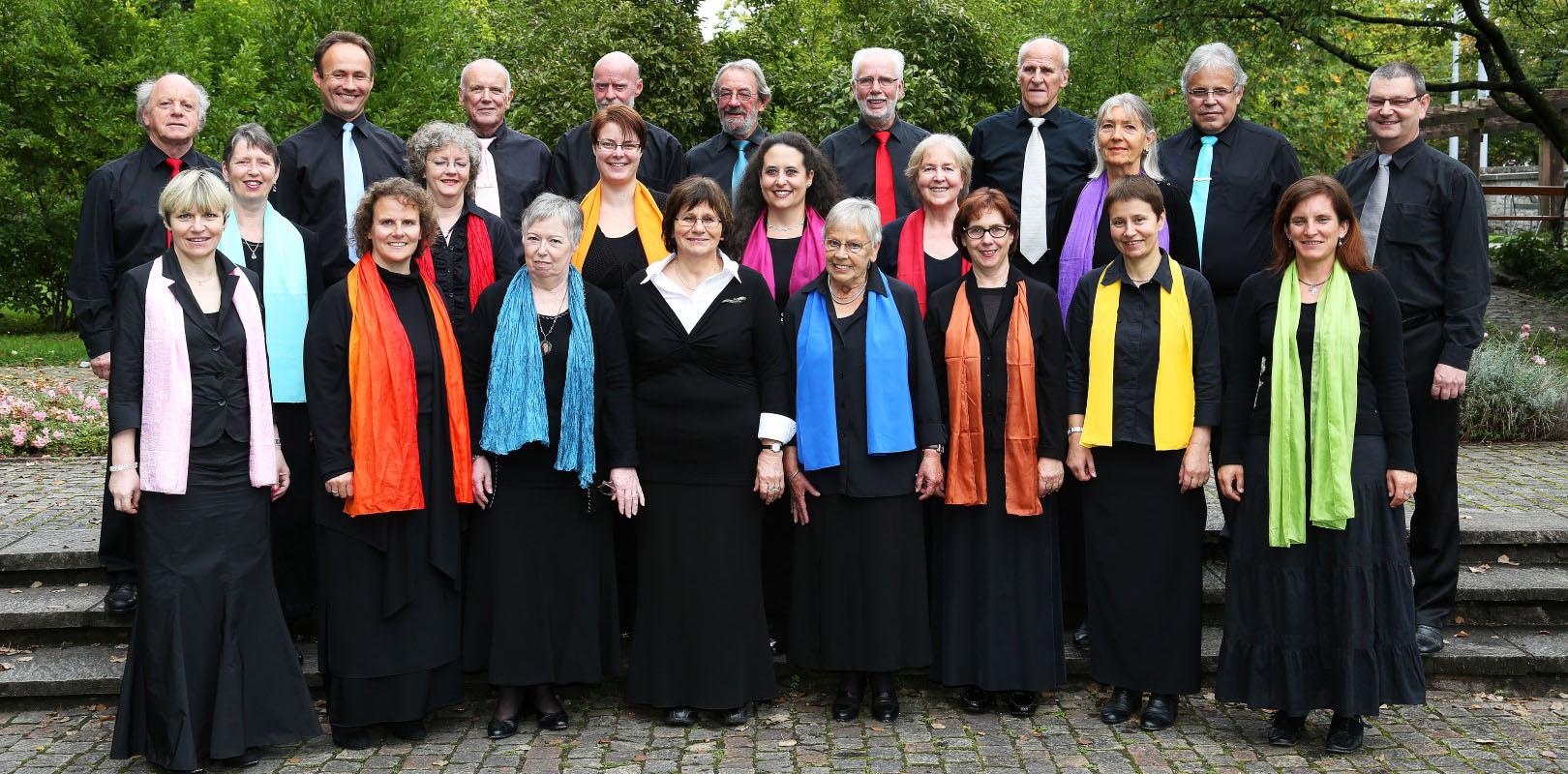 Willkommen beim Gemischten Chor Inspiratione